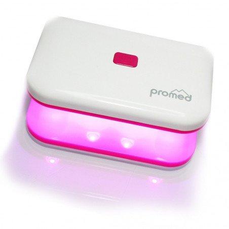 Mini Lampe UV-LED 8